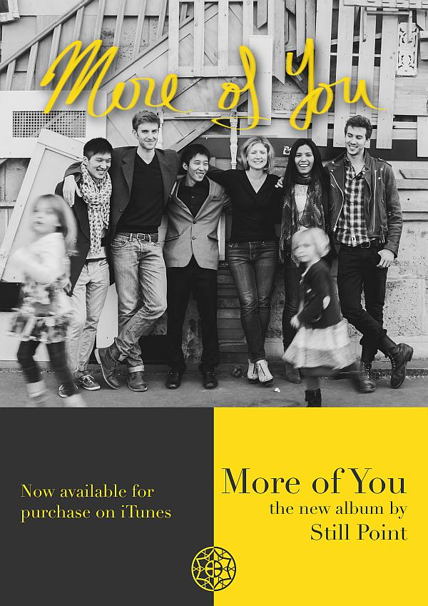 Still Point – More of You album