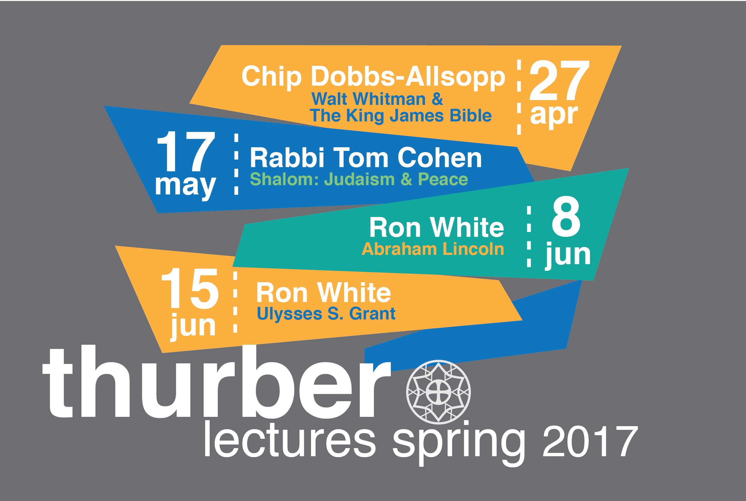 Thurber Lectures Spring 2017