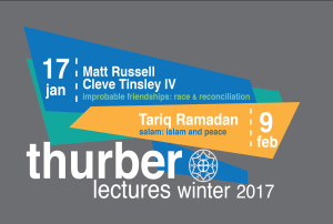 Thurber Lectures Winter 2017