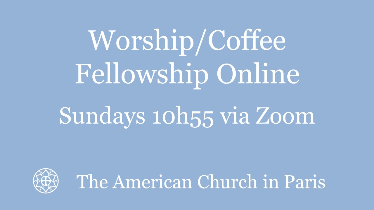Worship/Coffee Fellowship Online