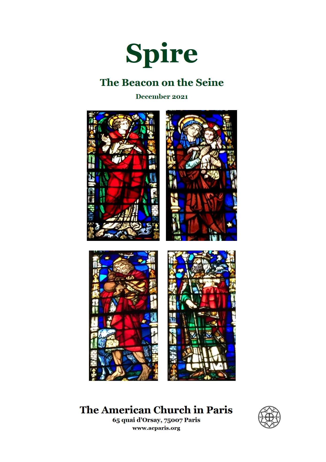 ACP Spire cover