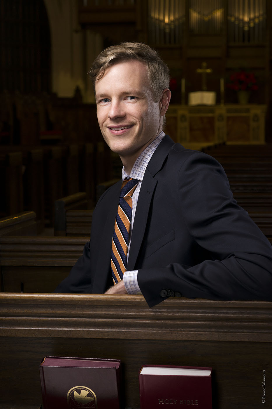 The Rev. Timothy Vance, Associate Pastor